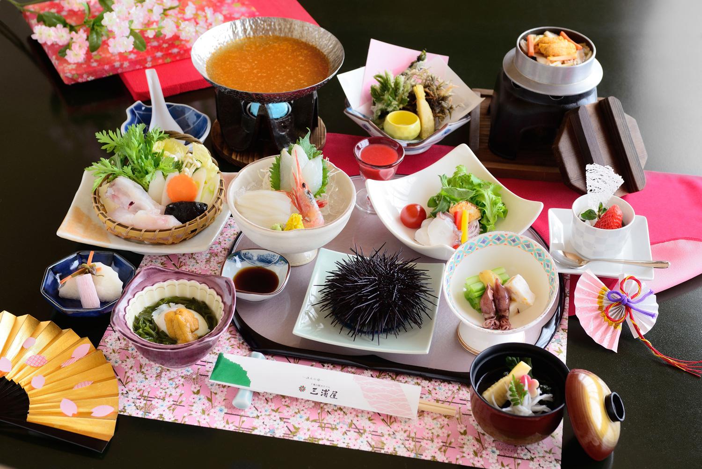 写真:季節のおまかせ膳プラン
